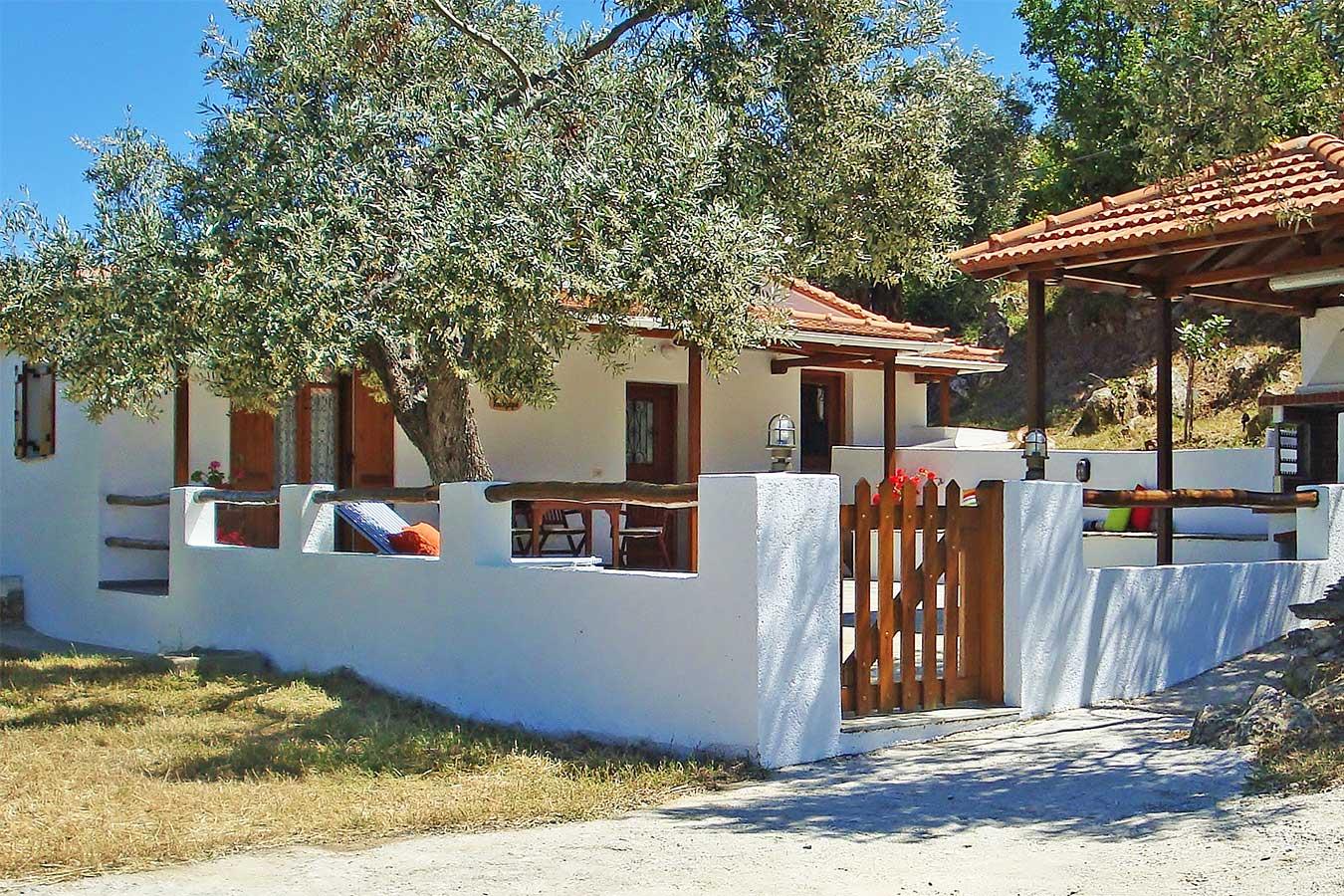 Pan Flute Cottage Skopelos Island Greece